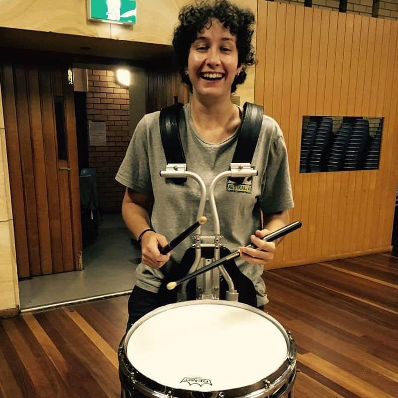 Giorgia Di Girolam - Snare Drum Passion